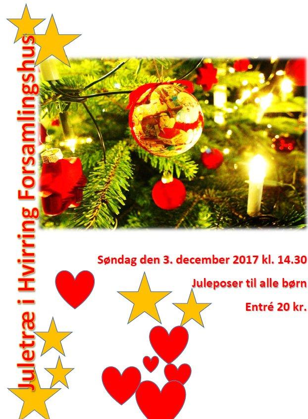 Juletræsfest 2017
